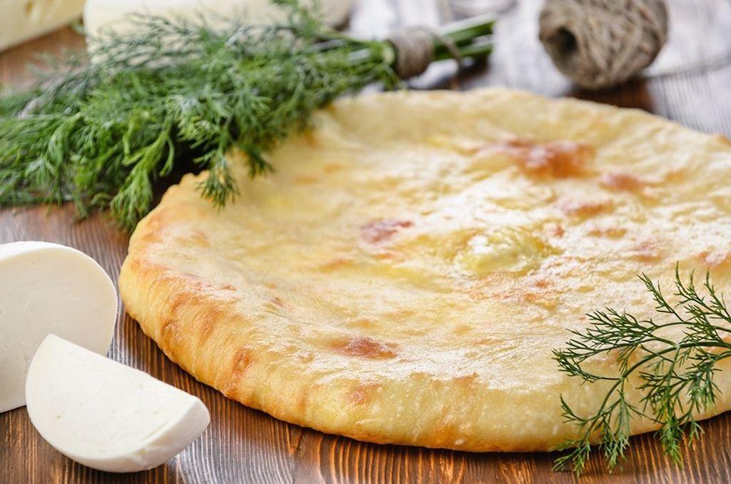 осетинский пирог с сыром творогом и зеленью дополнительные знания