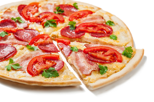 пицца капоне
