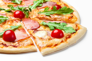 пицца пармезано