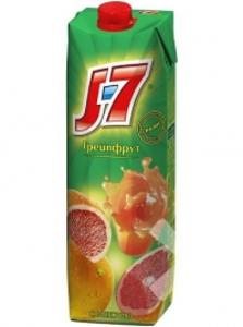Сок J7 грейпфрут