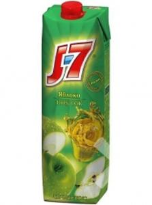 Сок J7 яблочный